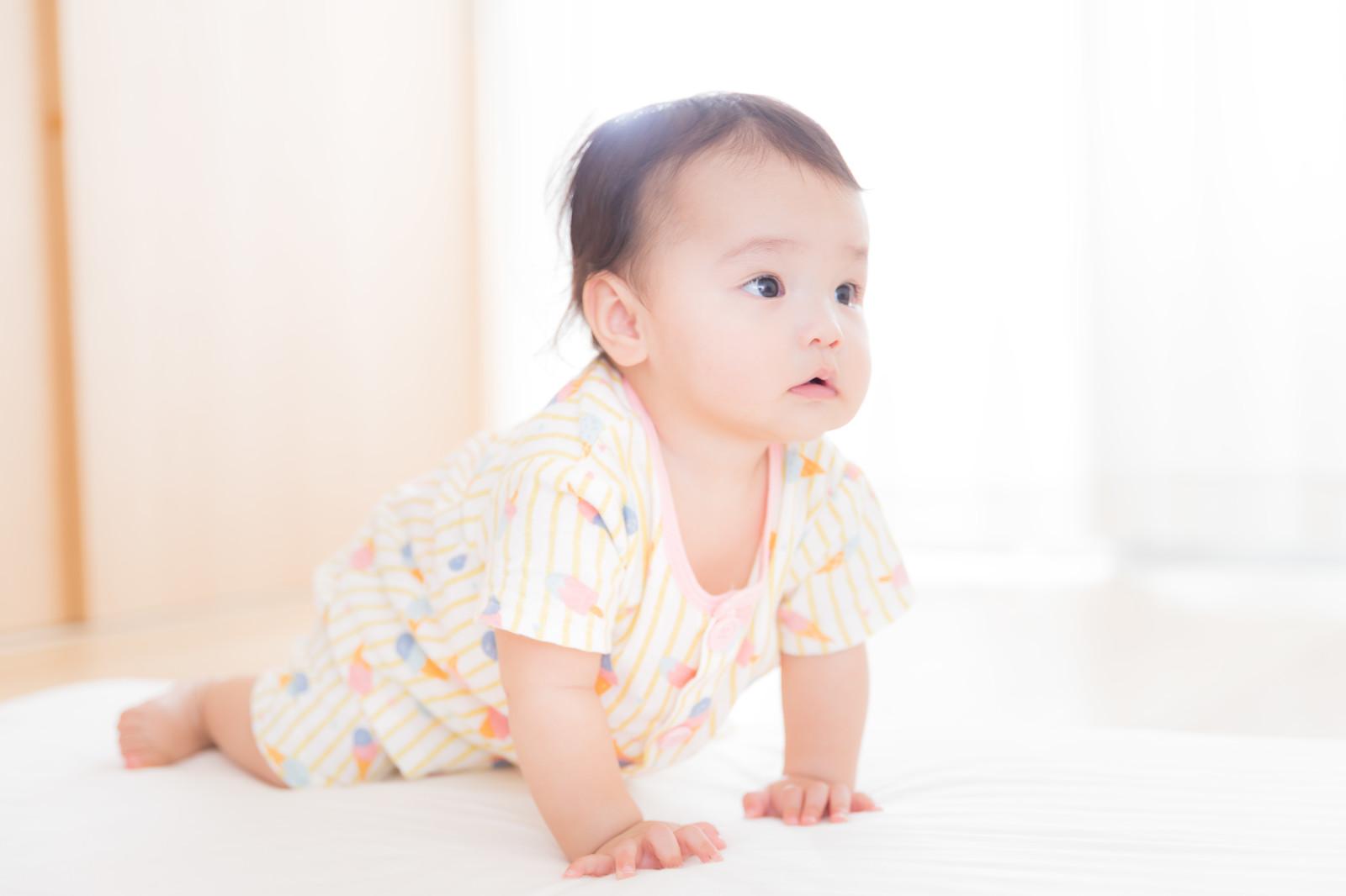 赤ちゃんのいる家庭の災害時の備え
