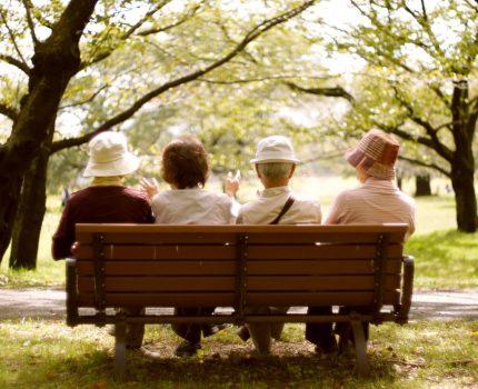 高齢者への準備