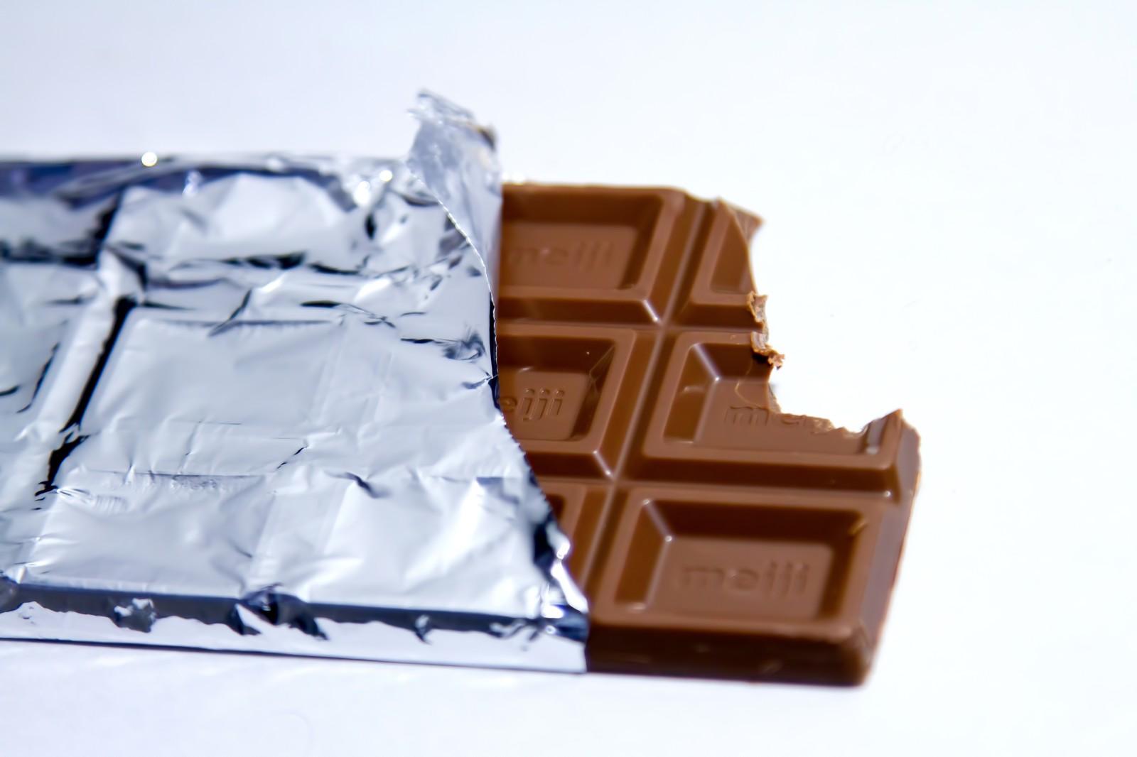 「災害時の非常食と言えば、チョコレート!」ってよく言うけど…