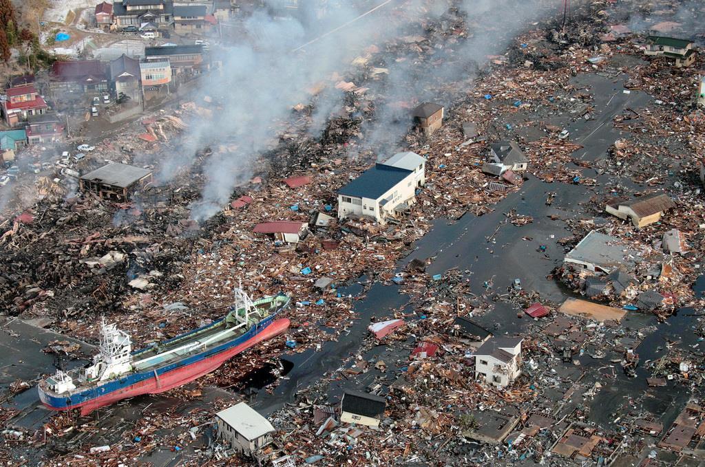 もし、東日本大震災の時に防災シェルターが普及していたら・・・