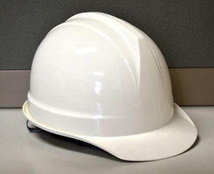 災害時に必要不可欠なヘルメット